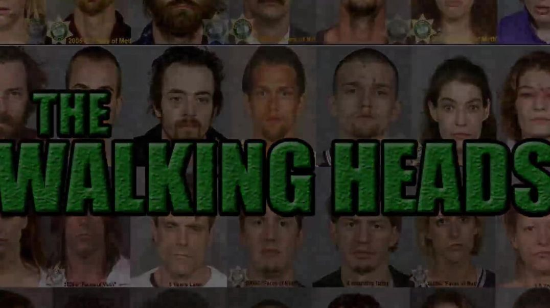 THE WALKING HEADS