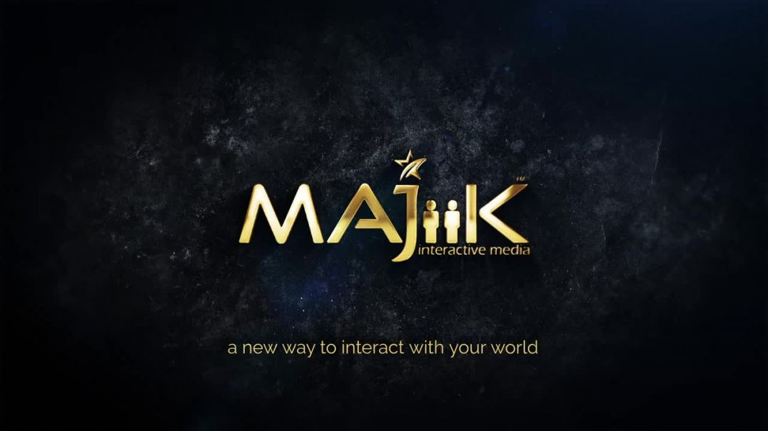 MAJiiK - a new way to interact with your world