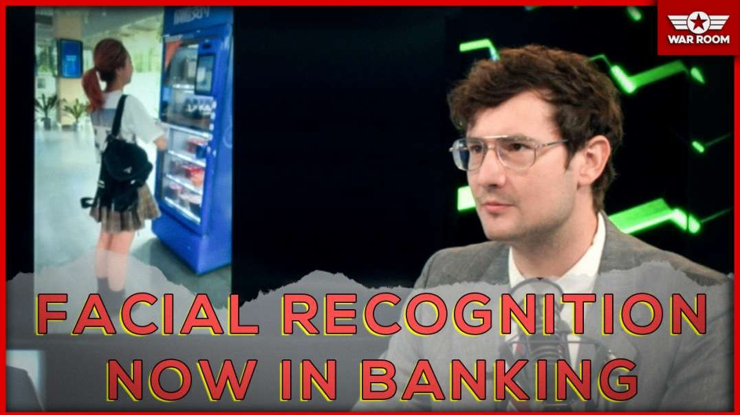 Facial Recognition In Banking The Next Step To The Mark Of The Beast