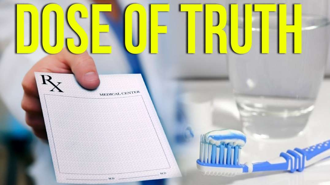 A Dose of Truth: Fluoride Mass Medication, No Dosage Control