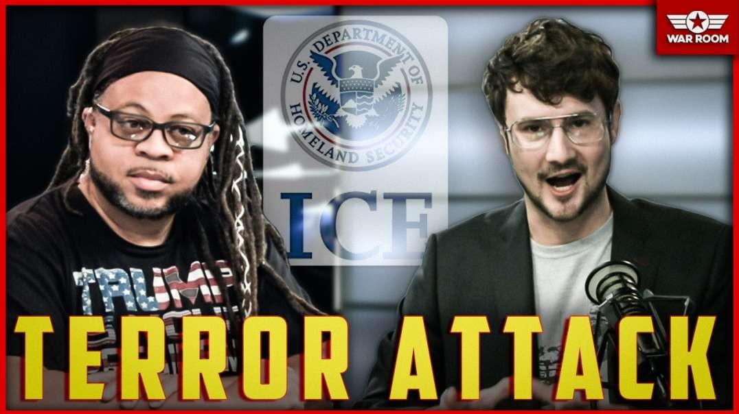 Will & Harrison Talk About The Terrorist Attack On ICE