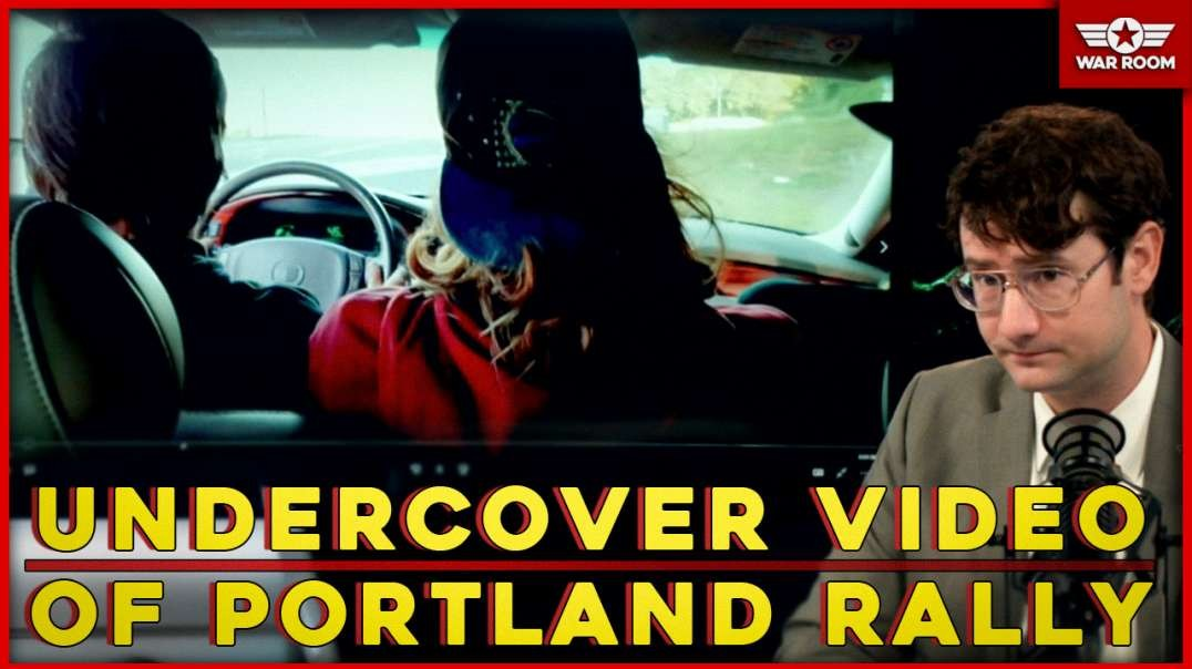 Undercover Video Behind The Scenes Of Portland Rally Exposes Motives Of Patriots.mp4