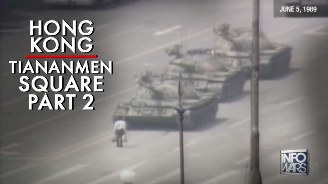 What Will Tiananmen Square Part 2 Trigger
