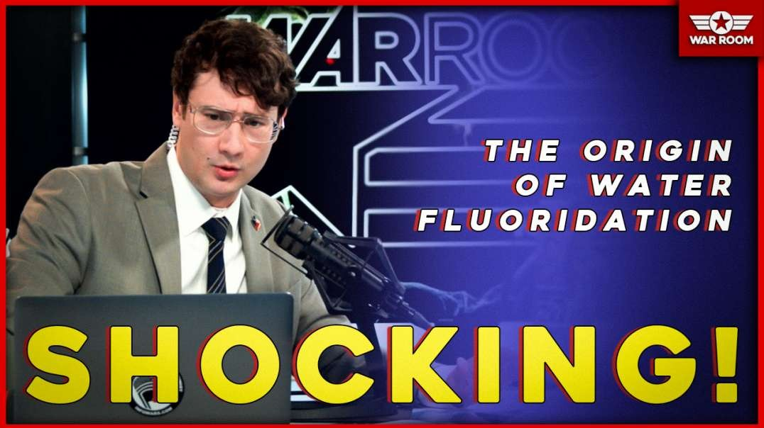 The Origin Of Water Fluoridation Will Shock You.mp4
