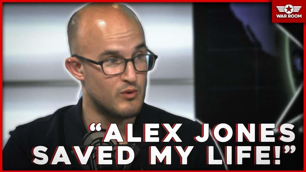 Man Claims -Alex Jones Saved My Life!-.mp4