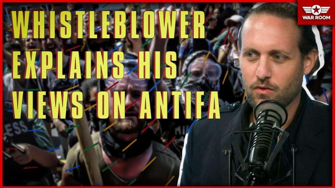 Google Whistleblower Explains His Views On ANTIFA
