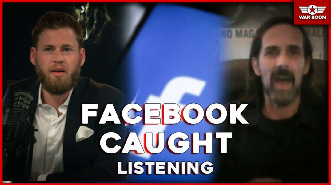 Facebook Has Been Caught Listening To It's Users Conversations