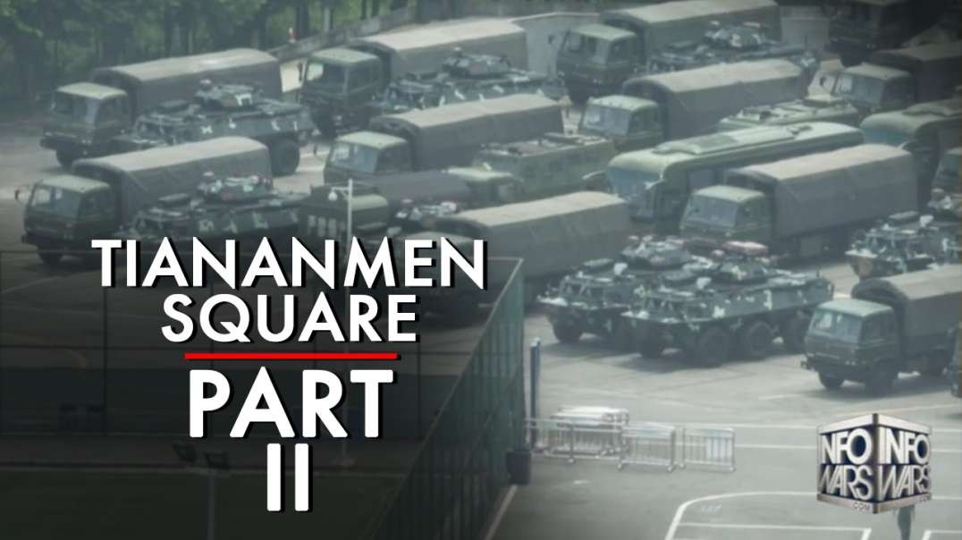 We Are Witnessing Tiananmen Square Part 2