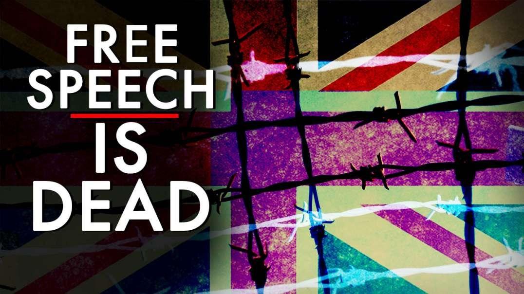 Free Speech In The UK Is Dead, With Count Dankula