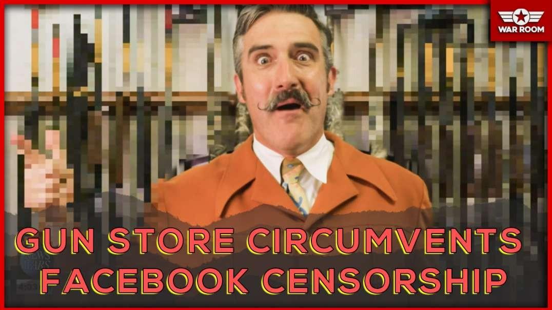 This Gun Store Found A Hilarious Way To Circumvent Facebook Censorship