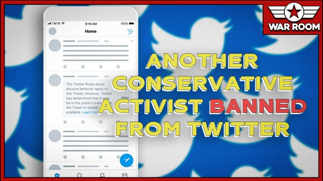 Find Out What A Conservative Activist Said That Got Her BANNED From Twitter