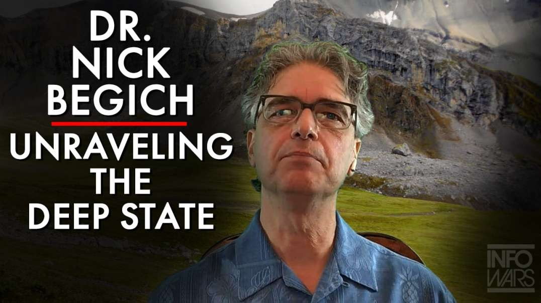 Dr. Nick Begich- Unraveling The Deep State