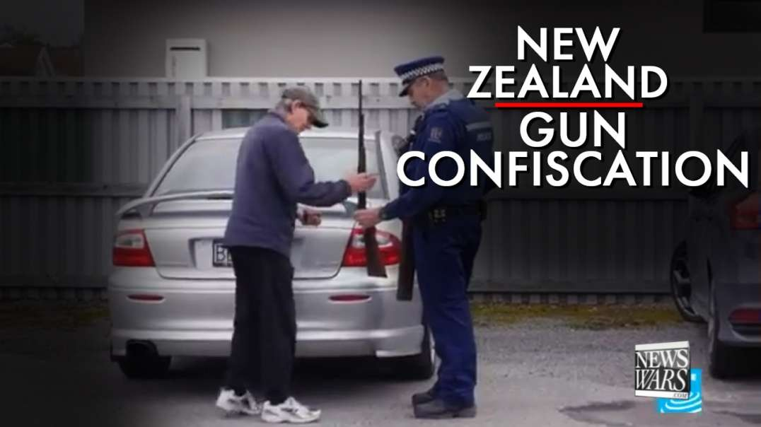 New Zealand Gun Confiscation Will Eventually Hand Power Over To Cartels