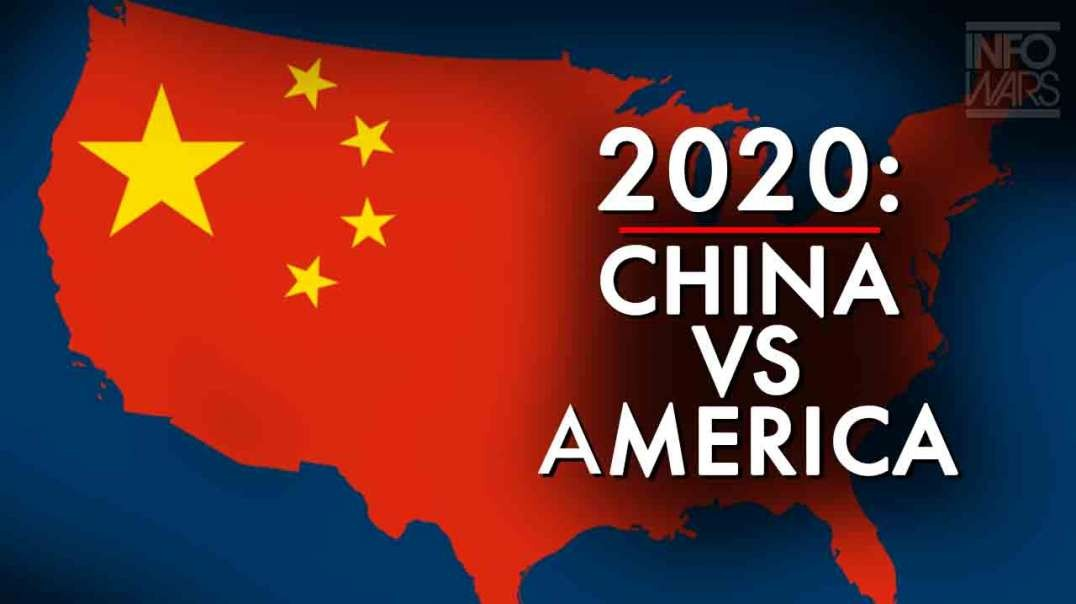 2020 A Battle Between China And America