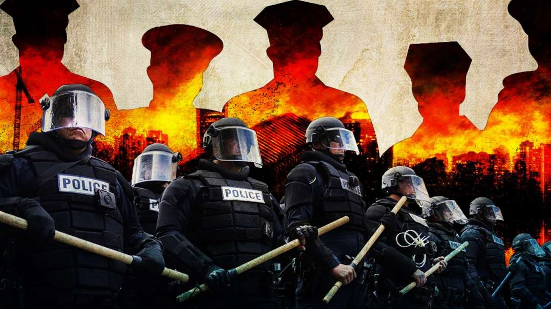 Armed Government Workers: Trained To Oppress