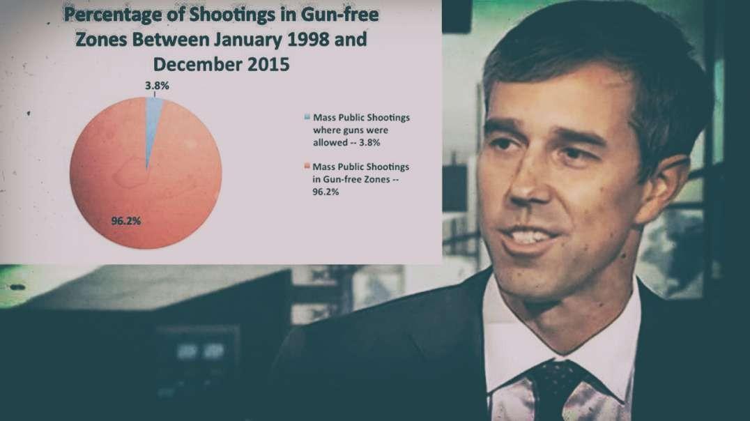 Beto Steals Mass Shooting Spotlight Again