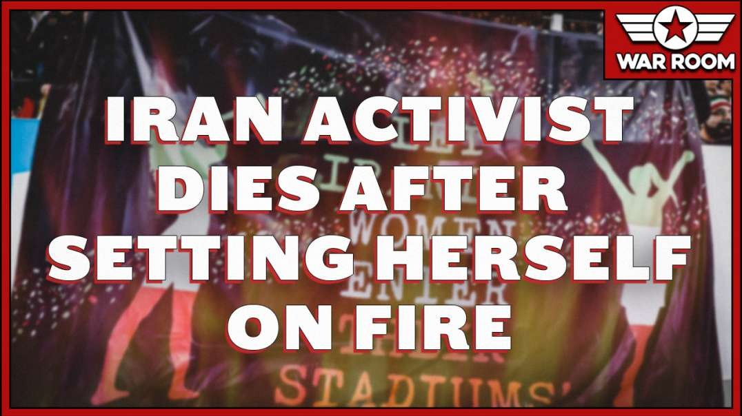 Women's Rights Activist In Iran Dies After Setting Herself On Fire
