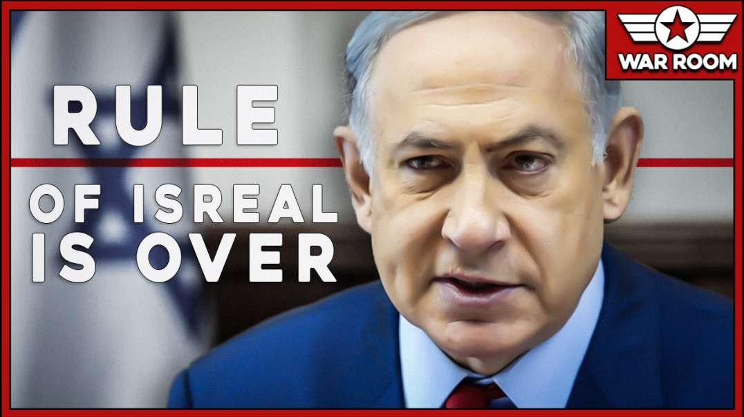 Early Polling Shows Bibi Netanyahu's Decades Long Rule Of Israel Is Over