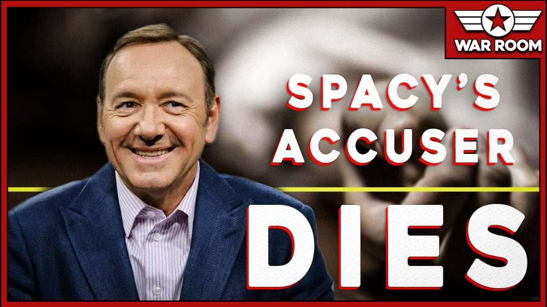 Kevin Spacey's Sexual Assault Accuser Dies In The Middle Of Investigation