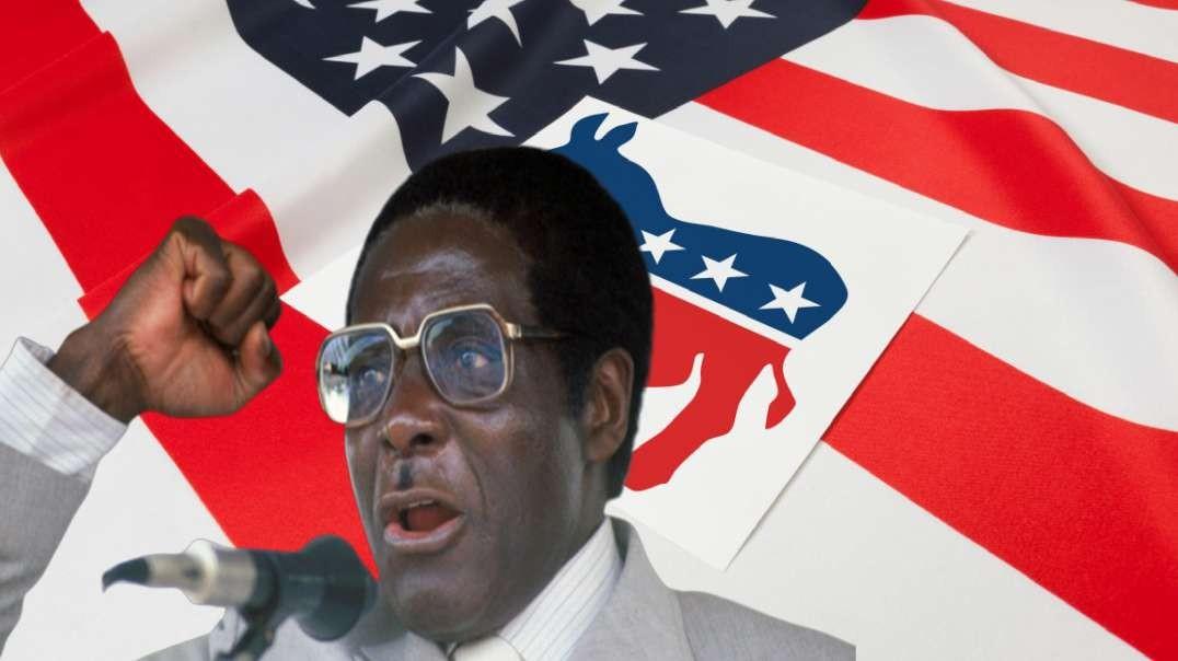 Mugabe the Perfect Democrat Party Candidate