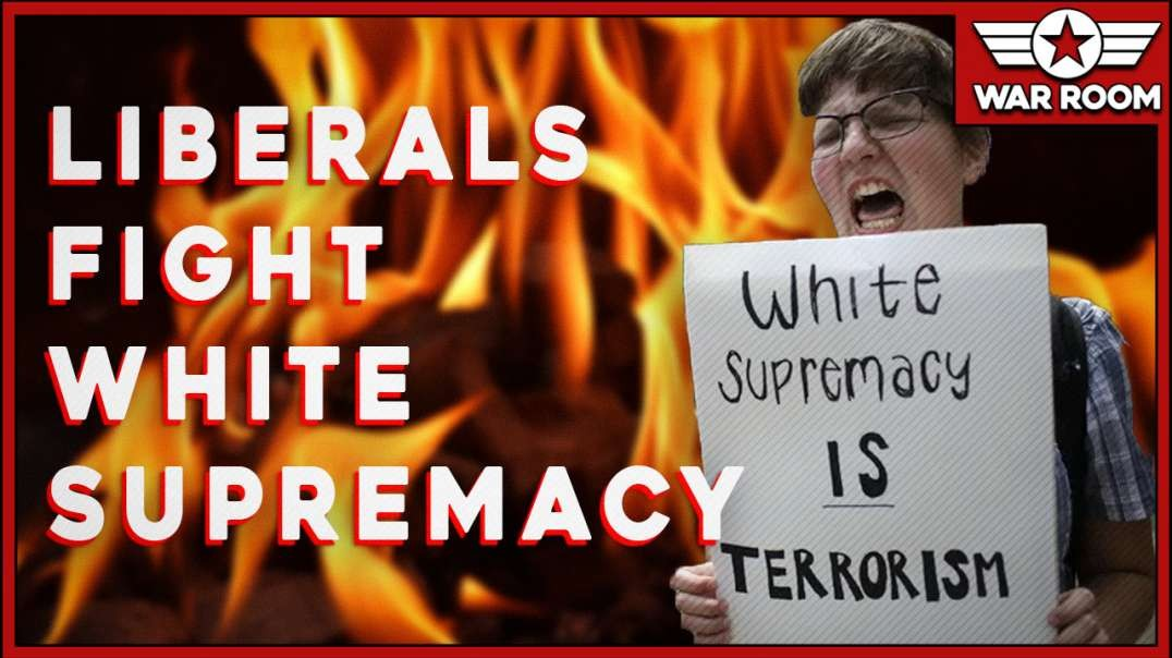 Liberals Fight White Supremecy By Burning The Western Cannon