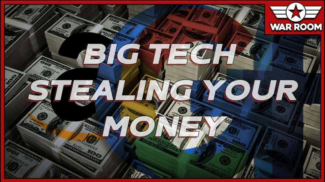 Big Tech's Data Surplus Is Stealing Money From You