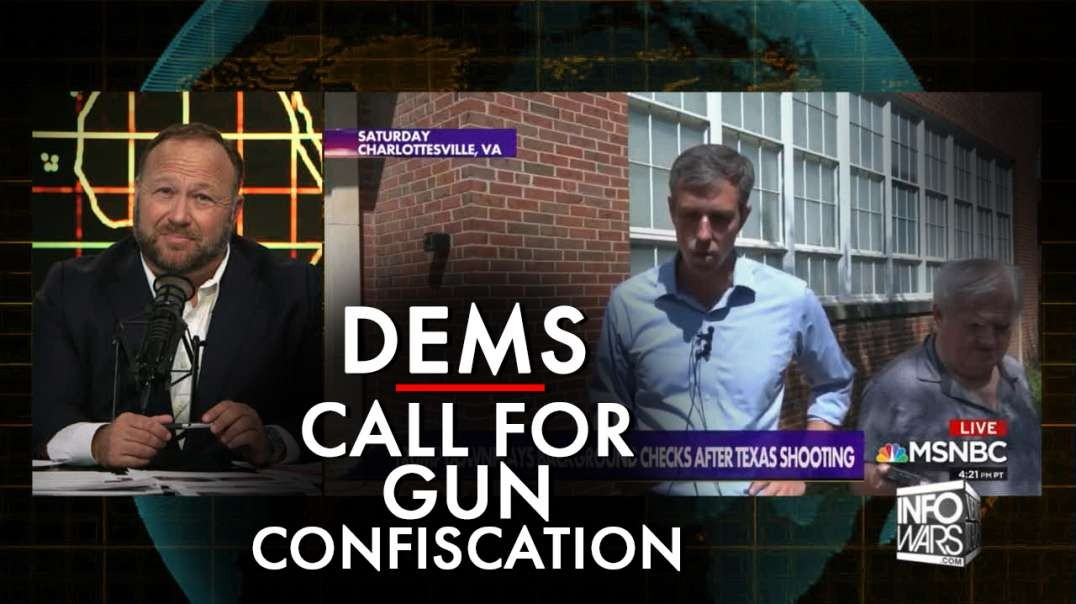 VIDEO- Democrats Call For National Gun Confiscation