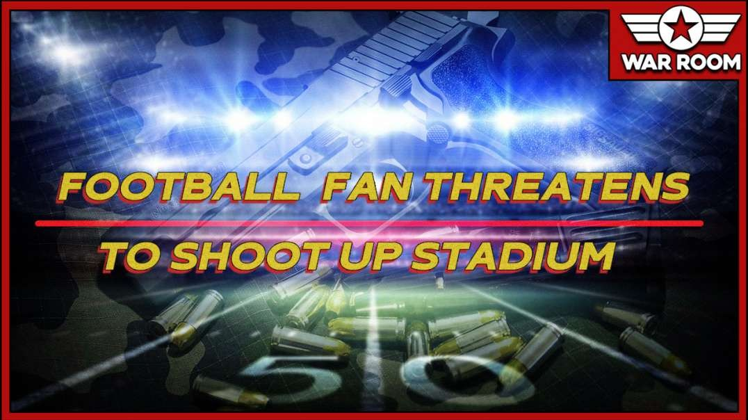 Football Fan Threatens To Shoot Up Stadium After Rival Team Signs Free Agent
