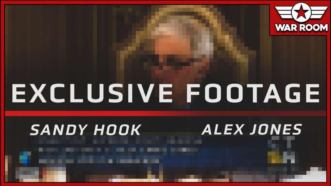 Exclusive Footage From Inside The Alex Jones Sandy Hook Trial