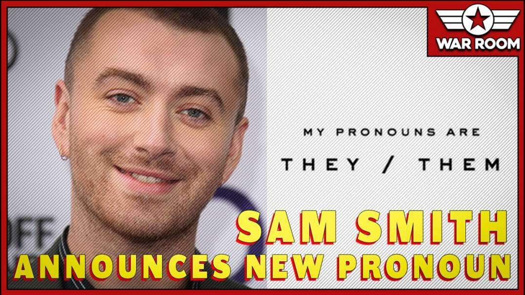 Owen Shroyer Responds To Sam Smith By Announcing New Pronoun