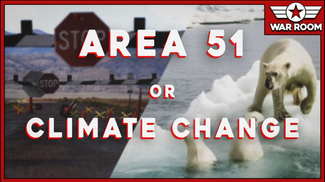 Which Is More Pointless, Area 51 Raid Or Climate March