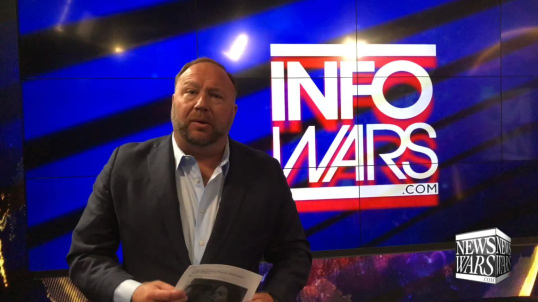 #AlexJones Answers T.I.'s Question!