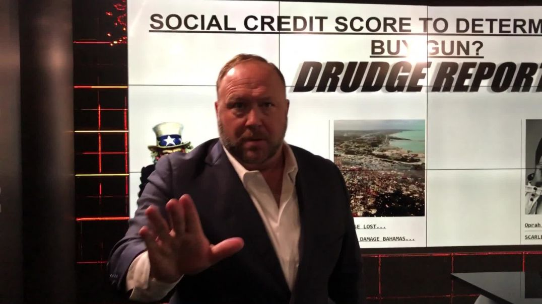 Social Credit Score To Determine Who Can Buy Gun?