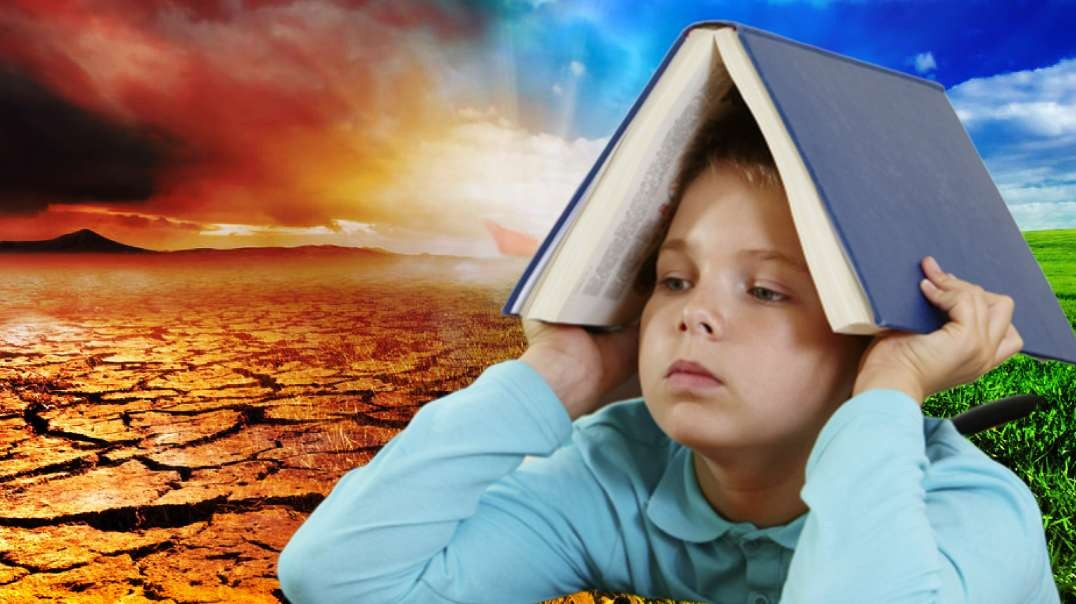 Children's Climate Crusade: It's Takes a Village (of the Damned)
