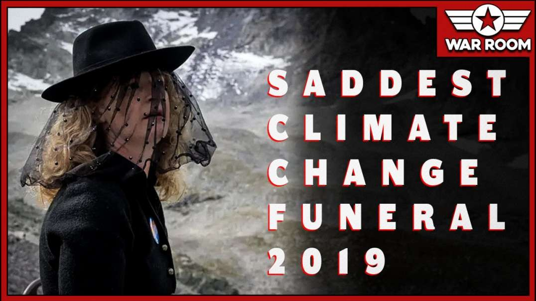 Climate Activists Hold Saddest Funeral Of 2019