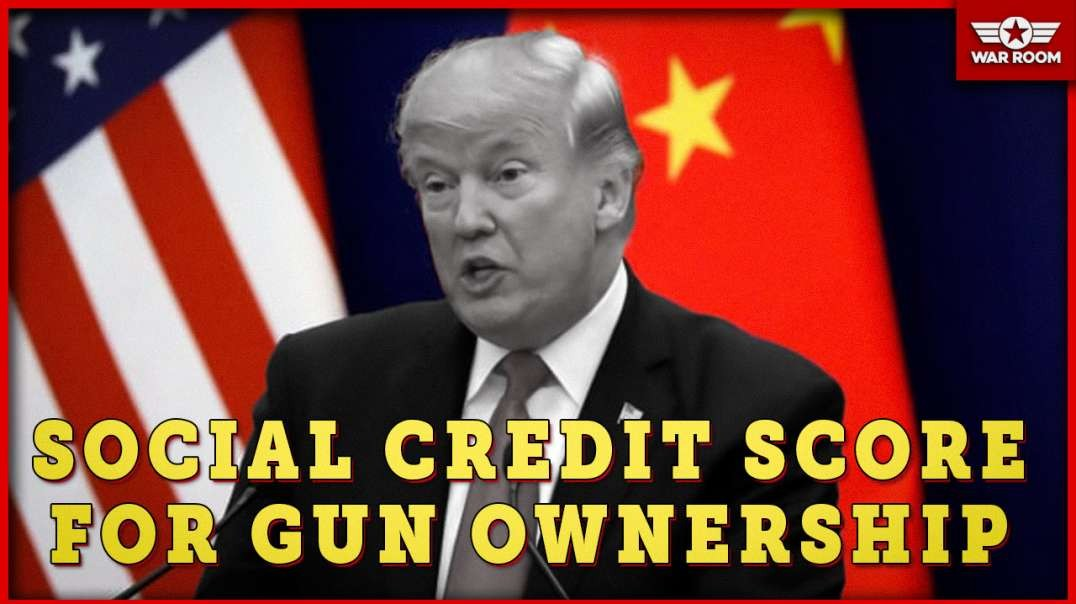 Trump Administration Continues To Weigh Social Credit Score For Gun Ownership