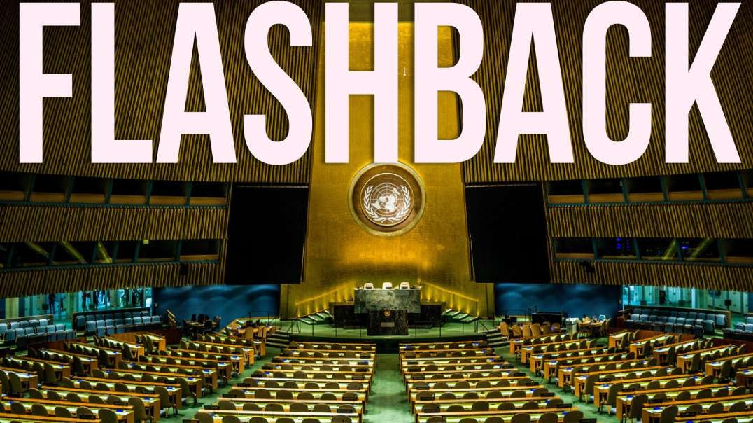 FLASHBACK, 10 YEARS: UN Plan to Destroy Parental Rights