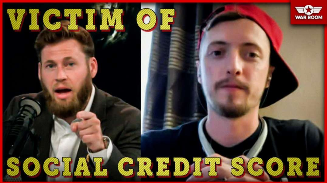 Victim Of Social Credit Score Who Was Kicked Off PayPal Speaks Out