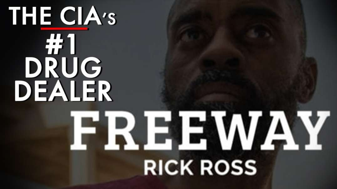 Meet The CIA's Number 1 Drug Dealer, Rick Ross