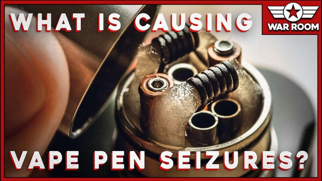 Are Aluminum Coils In Vape Pens Causing Seizures