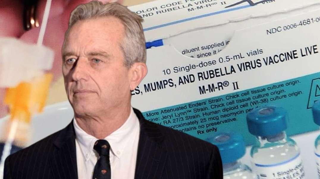 RFK Jr Calls Out Democrats for Vaccine Tyranny