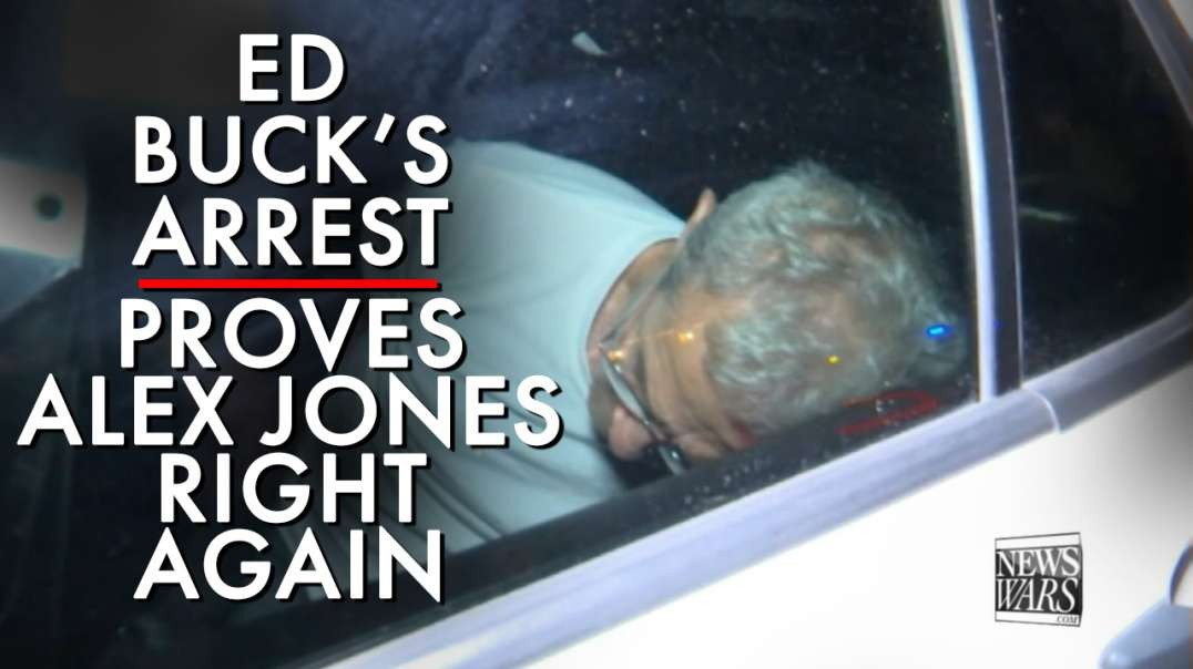 Does Ed Buck's Arrest Prove That Alex Jones Was Right?