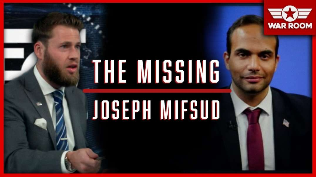 Real Whistleblower Joins War Room To Discuss The Missing Joseph Misfud