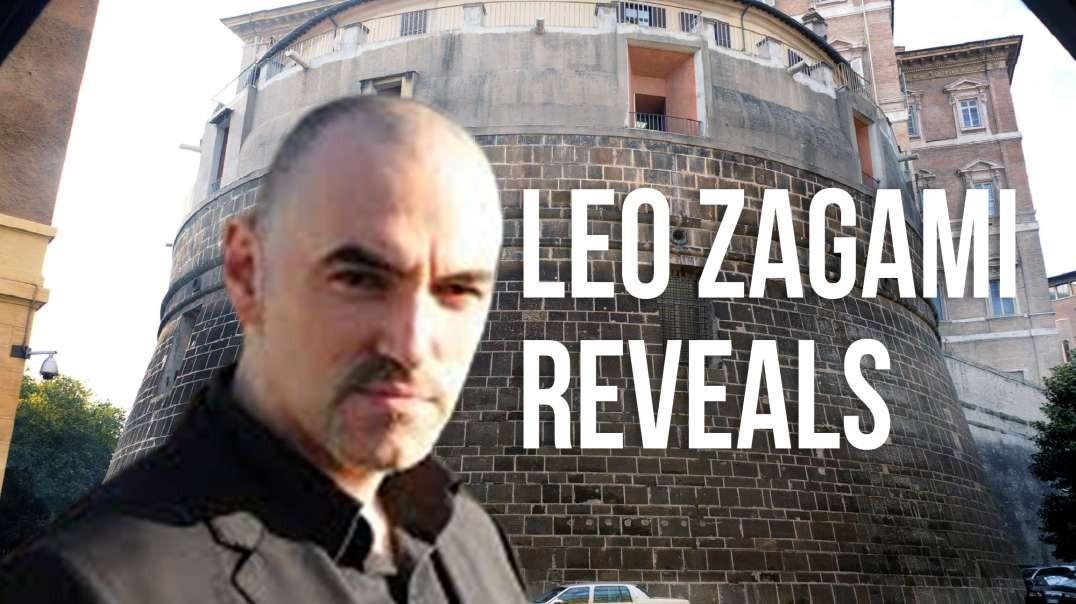 Vatican Bank Raided: Leo Zagami Reveals All