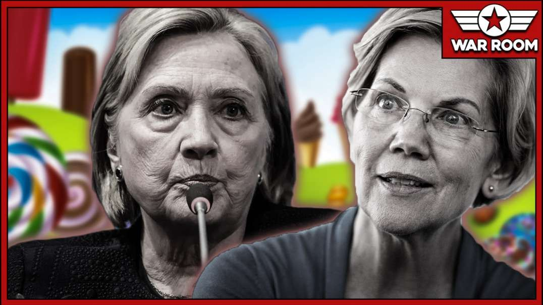 Hillary Clinton And Elizabeth Warren Live In Fantasyland