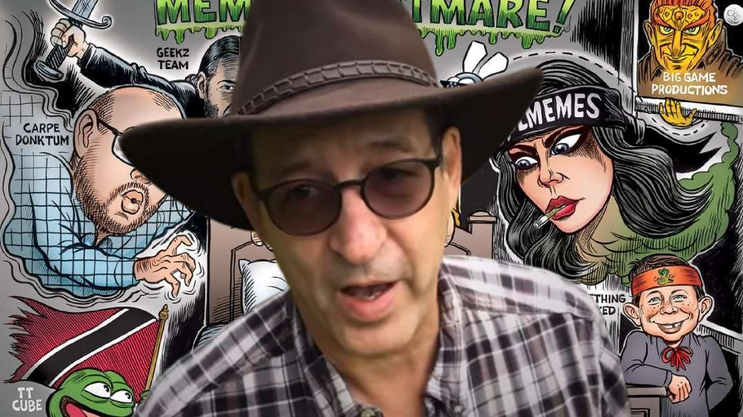 Ben Garrison: Outlaw Cartoonist Won't Give Up That Easy