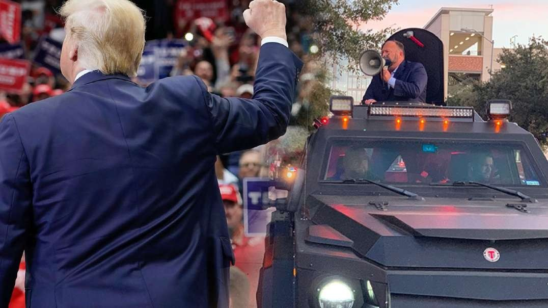 Trump in Dallas: Threats, Gaffes & Massive Crowds