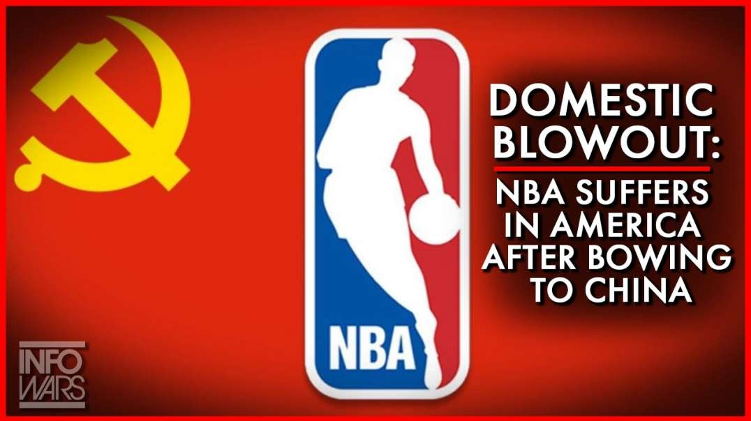 Domestic Blowout: NBA Suffers In America After Bowing To China