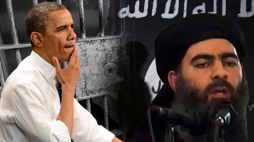 Obama Released Baghdadi From Prison to Create ISIS
