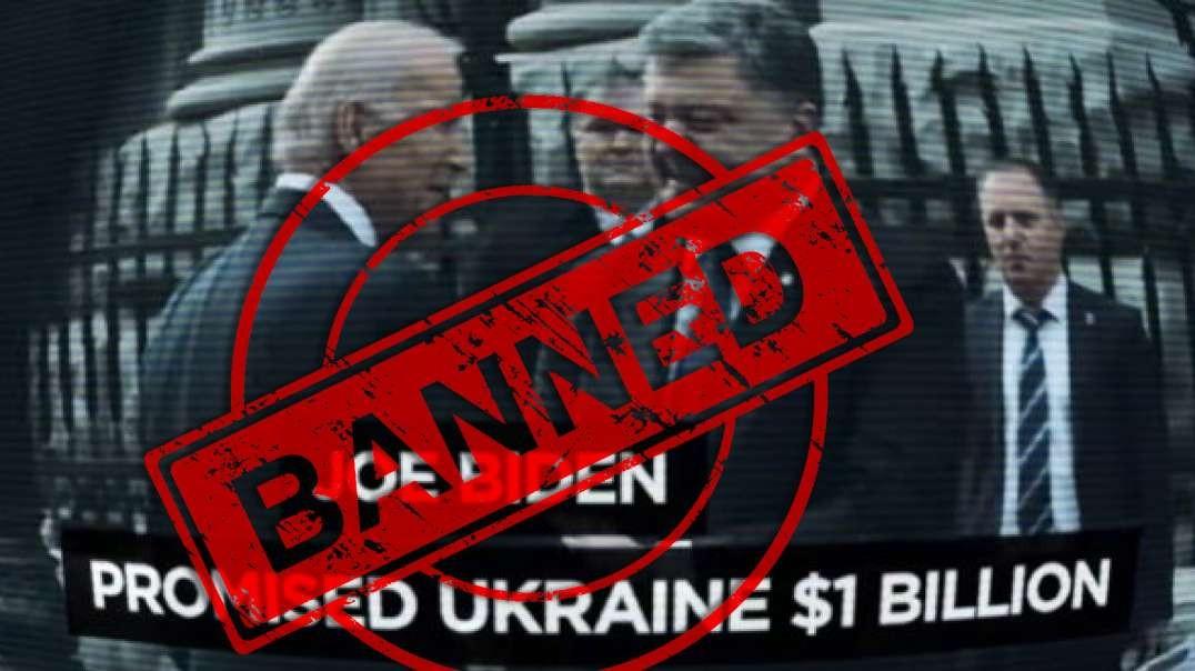 NBC Bans Trump Ad Showing Biden Corruption